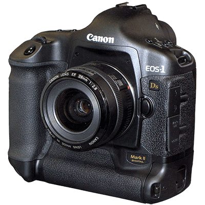 Canon 1Ds II
